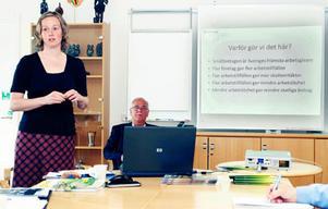 Marlene Ström, projektledare för Guldgalan, berättar att det delvis blir ett nytt upplägg av Näringslivsveckan i år.