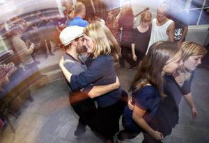 Klubb 3 har blivit ett populärt tillhåll för alla som är nyfikna på folkmusik och folkdans.