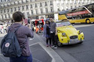 Under Alla hjärtans dag lockar Paris med extra många romantiska aktiviteter.