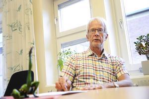 Staffan Edler, försvarsdirektör vid Jämtlands länsstyrelsen.