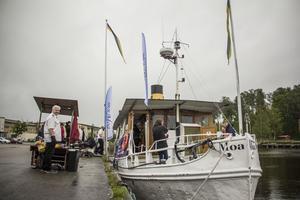 Under lördagen fyllde skärgårdsbåten M/S Moa 10 år.