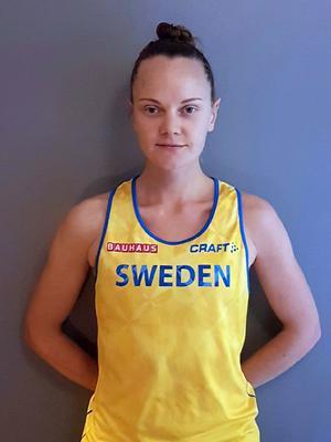 Maria Jansson, ultramaratonlöpare från Kvarnsveden, ska försvara sitt EM-guld i Frankrike i helgen.