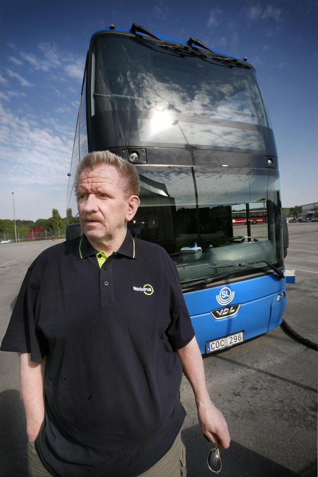 Franska turister i bussolycka
