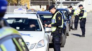 Antalet nykterhetskontroller har minskat dramatiskt i Västernorrland de senaste åren.