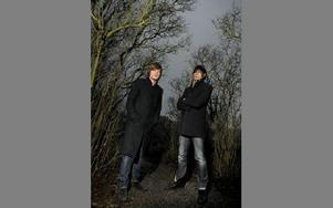 Redo för 2009. Björn Dixgård och Gustaf Norén, sångare och gitarrister i Mando Diao.Foto: Janerik Henriksson/Scanpix