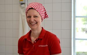 Anna Reyier säger att köket är en högst nödvändig investering.