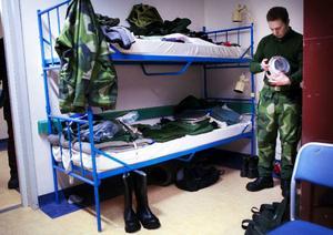 Andreas Ejdersund från Bräcke har bestämt sig. På ett eller annat sätt vill han fortsätta inom Försvarsmakten.
