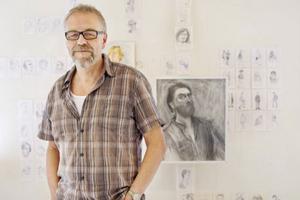 Odd Larsson (bilden) får Östersunds kulturpris tillsammans med Carl-Olof Tronje.