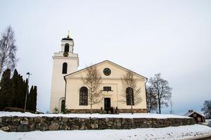 Under söndagen hölls kyrkoherdeinstallation i Bjursås kyrka.