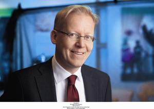 Nye Ludvikachefen. Västeråsaren Johan Söderström blir chef för de stora ABB-enheterna i Ludvika