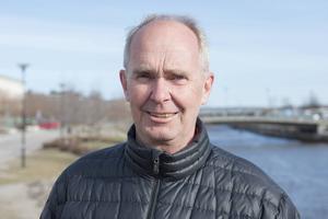 Lennart Karlqvist, tidigare ordförande för Granlo BK.