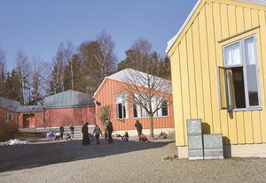 Örjanskolan, en av waldorfskolorna i Södertälje kommun.