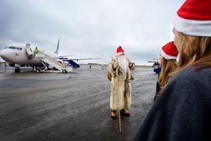 Startskottet för projektet gick i samband med Jamtlis julmarknad och Världscupen i skidskytte förra helgen. Till     helgen ligger fokus på Åre.  Foto: Ulrika Andersson