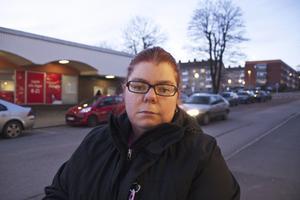 Moa Karlsson, 31 år, jobbar på kommunen, Fagersta: – Det är min familj.