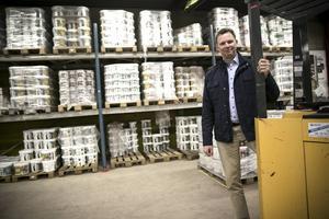 Vi ökar försäljningen av Falu Vapen med 20 procent