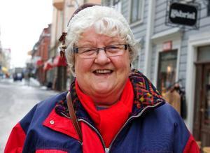 Märta Nesterud, Oviken:Jag tycker att det är en dag man ska vara rädd om. Ute i världen sker det mycket könsstympning till exempel, det tycker jag är hemskt. Klart att det händer hemskheter här i Jämtland också men när man inte drabbas av det själv tänker man inte på det.