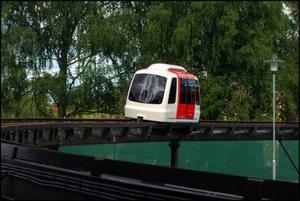 Det kan bli en spårbilsbana i Åre redan nästa sommar, men finansieringen är i dagsläget inte klar.Foto: Privat