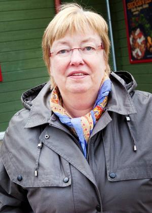 Karin Wernmark, Frösön– Jag köper så lite mjölk så det har ingen betydelse för mig. Jag stödjer bönderna och tycker att de ska få mer från mejeriet.