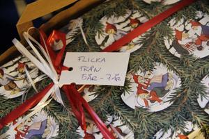 Det finns även julklappar kvar att hämta på Mariagården.