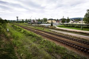 Enligt planerna ska Forsmo-Hotingbanan renoveras i sommar.