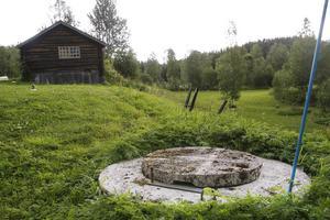 Ett av alla 2500 enskilda avlopp i Åre kommun, men det här som ligger knappa 100 meter från Indalsälven har inte felanmälts. Hittils.