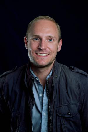 Aron Modig (KD) har också röstats in i Riksdagen. Även han är uppvuxen i Söderhamn.