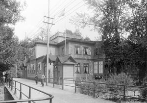 Strömpis år 1903.