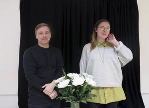 Jonas Westlund, Ann-Catrin Olsson och