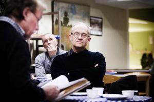 Mats Gradh och Hugo Martinsson är upphovsmännen bakom studiecirkeln om Näsviken.