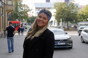 I mitten av november satsar nyinflyttade Hanna Löfgren på sin nya butik i Hudiksvalls centrum.