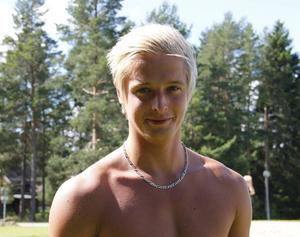 En av deltagarna i turneringen var Emil Svensson.