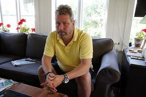 Lars Bylund har väntat på att få sitt recept utskrivet i över en vecka.