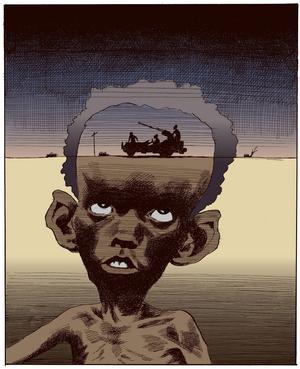 I krig och konflikter är det barnen som drabbas hårdast.