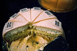 Filmpool firade med tårta på Biostaden.
