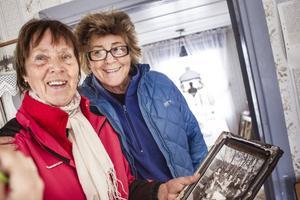 Sonja Persson är moster till Gunilla Gröning. Deras anfäder har bott i Ystegårn.