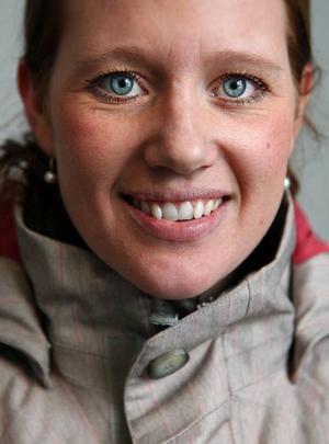 Lina Johansson undervisar i idrottspsykologi på Mittuniversitetet i Östersund.