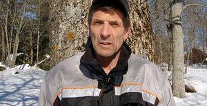 Lars-Åke Bertilsson i Skultuna. FOTO: PRIVAT