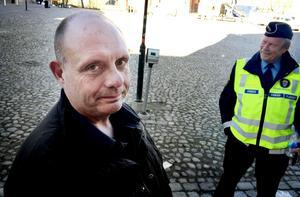 Perolof Söyset, polisens kommenderingschef, var nöjd med dagen på alla sätt.
