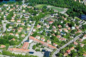 Villastaden. Foto: Lasse Halvarsson