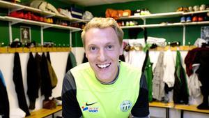 Viktor Nordvall, VSK Fotbolls sjukgymnast.