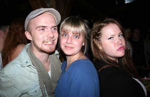 Konrad. Willy, Mathilda och Petra