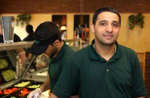 Hussein Mirahmadi öppnar ytterligare en restaurang i Borlänge.