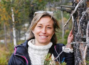 För idé och design av braständaren står Mimmi Warensjö- Forss med rötter i Funäsdalen.