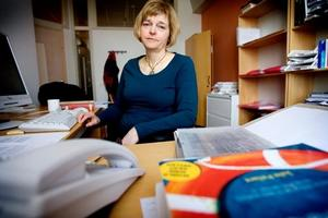 Eva Samuelsson får forskningspengar. Foto: Ulrika Andersson