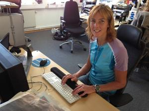 Chatta med löparexperten Lena Gavelin.