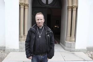 Daniel Lindén, kyrkoherde i Älvkarleby-Skutskärs församling.