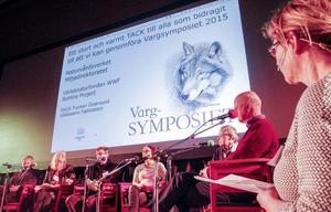 En viktig rubrik under årets Vargsymposium i Vålådalen är konflikthantering, och hur de olika intressegrupperna tillsammans med staten kan skapa bättre förutsättningar i rovdjursdebatten.