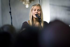 15-åriga Kimberley Helmersson kan bli en framtida stipendiat förutspådde Jörgen Åberg.