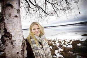 Diana Svensk, 23 år, har tillbringat många somrar hos farföräldrarna i Tallåsen.