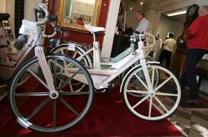 Plastcykeln Itera blev ingen försäljningshit.
